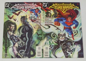Superman: Silver Banshee #1-2 VF/NM complete series - dan brereton set lot