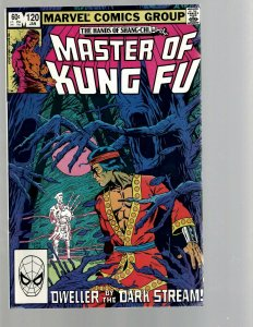 12 Marvel Comics Master Kung-Fu #120 125 1 MAX #1 2 3 4 6 Chillers 5 +MORE GK34