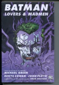 Batman: Lovers & Madmen-Michael Green-Sealed-HC