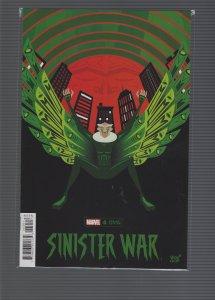Sinister War #4 Variant
