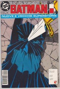 Batman: Nuove E Vecchie Superstorie