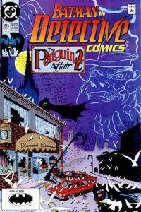 Detective Comics (1937 series) #615, VF (Stock photo)