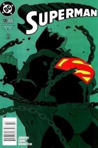 Superman (1987 series) #120, NM- (Stock photo)