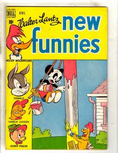 New Funnies # 146 VF Dell Golden Age Comic Book Walter Lantz Andy Panda JL15