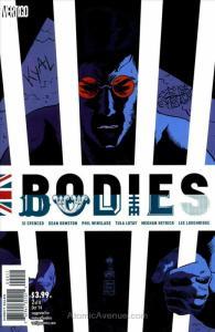 Bodies #2 VF/NM; DC/Vertigo   save on shipping - details inside
