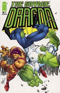 Savage Dragon, The #60 VF; Image | save on shipping - details inside