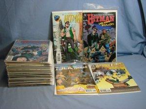 BIG LOT Hitman (DC Comics 1996) 53 Issues #17-60 Run Early Issues Lobo & More!!!