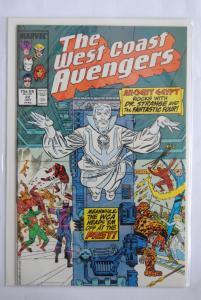 The West Coast Avengers 22