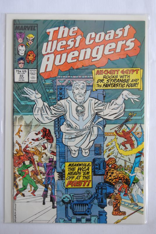 The West Coast Avengers 22