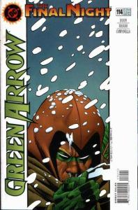 Green Arrow (1988 series) #114, NM + (Stock photo)