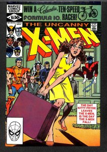 The Uncanny X-Men #151 (1981)