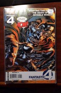 Fantastic Four #558 (2008)