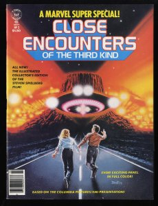 Marvel Super Special #3 VF 8.0 Close Encounters of the Third Kind!