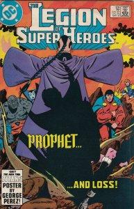 DC Comics! Legion of Super-Heroes! Issue 309!