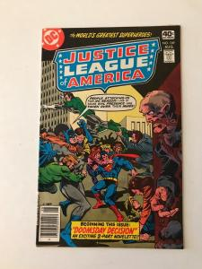 Justice League of America #169 (DC Comics; Aug, 1979) - VF