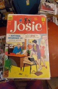 Josie #27 (1967)