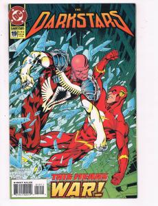 The Darkstars #19 VF DC Comics Comic Book Friedman 1994 DE22
