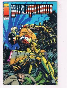 Super Patriot #3 VG/FN Image Comics Modern Age Comic Book Oct 1993 DE48