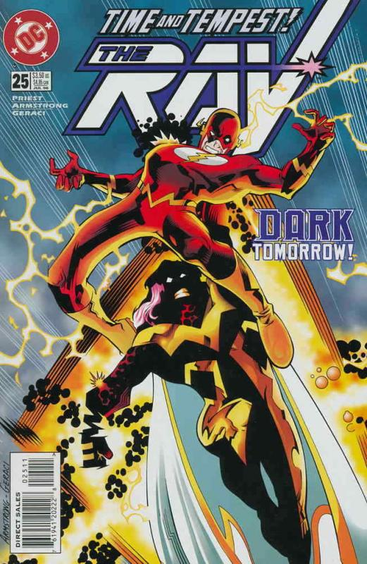 Ray, The #25 VF/NM; DC | save on shipping - details inside