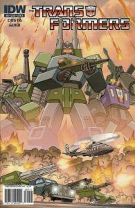 Transformers (IDW, 2nd Series), The #9B VF/NM; IDW | save on shipping - details