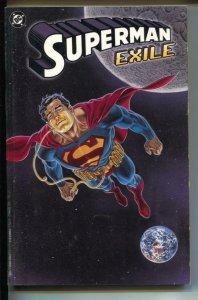Superman: Exile-Dan Jurgens-TPB-trade