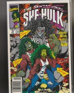 Sensational She-Hulk #15