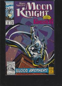 Marc Spector: Moon Knight #37 (1992)