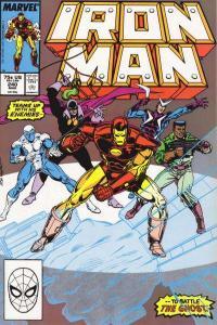 Iron Man (1968 series) #240, VF+ (Stock photo)
