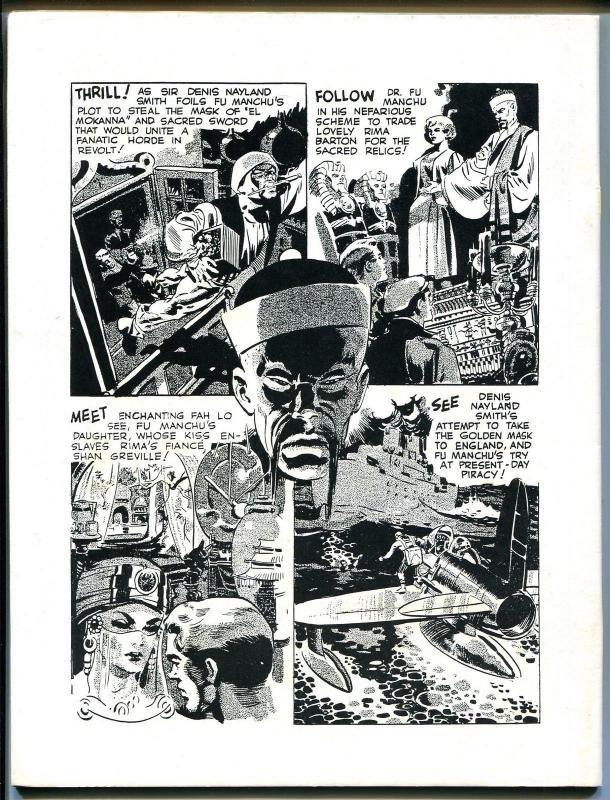 Golden Age of Comics #2 1983-Wally Wood-Will Eisner-Spiirit
