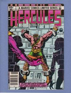 Hercules Prince of Power #3 FN 1982
