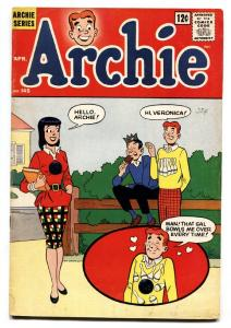 Archie #148 1964-Bowling cover-Betty-Veronica-FN-