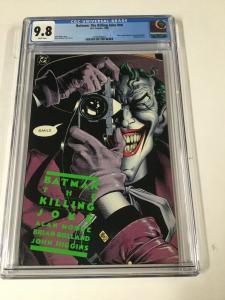 Batman The Killing Joke 1 NN Cgc 9.8 1st First Print Dc Comics 2030396002