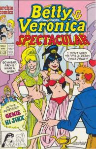 Betty and Veronica Spectacular #3 FN; Archie   save on shipping - details inside
