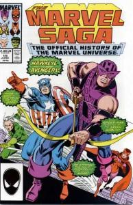 Marvel Saga #19, VF- (Stock photo)