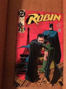 Robin Assorted Comics