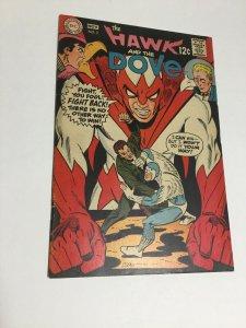 The Hawk And The Dove 2 Fn/Vf Fine/Very Fine 7.0 DC Comics Silver Age