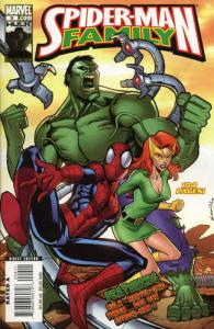 Spider-Man Family (2nd Series) #9 VF/NM; Marvel | save on shipping - details ins