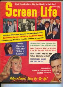 Screen Life-Dick Van Dyke-Haley Mills-Debbie Reynolds-Jan-1948