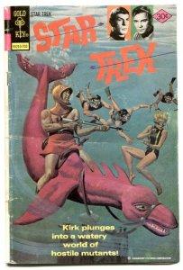 Star Trek #43 1977- Gold Key comics G