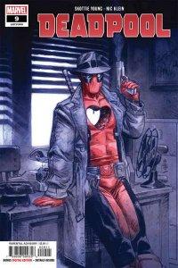 Deadpool (2018 series) #9, NM + (Stock photo)