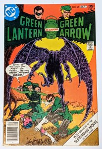 Green Lantern #96 (Sept 1977, DC) VF+ 8.5 Katma Tui appearance Mike Grell cover