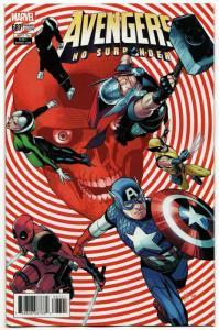 Avengers #687 End of an Era Variant (Marvel, 2018) NM