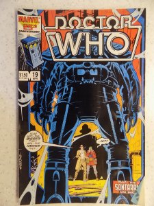 Doctor Who #19 (1986)