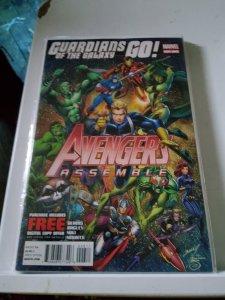 Avengers Assemble #6 (2012)