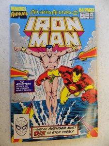 INVINCIBLE IRON MAN ANNUAL # 10