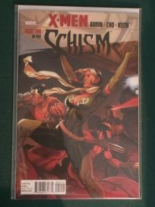 X-Men Schism #2