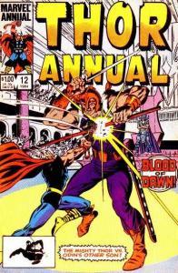 Thor (1966 series) Annual #12, VF+ (Stock photo)
