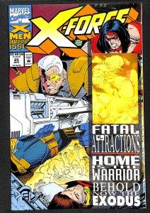 Marvel Especial Semanal: Fatal Attractions (MX) #2 (2013)