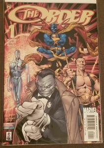 The Order #1 Incredible Hulk, Sub-Mariner, Dr. Strange and the Silver Surfer 9.6