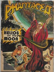 Phantacea #3 FR (McPherson, 1978) fantasy comic magazine
